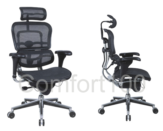 Most Comfortable Office Chair Under 100: Ergonomic Mesh Chairs